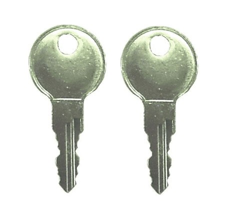 GENERAC 0G66240KEY KEY FOR LOCK 0G6624 (SET)